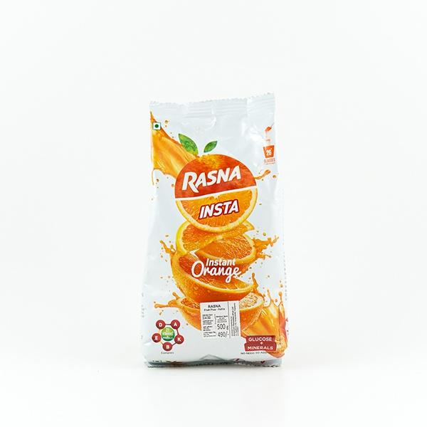 Rasna Fruit Plus Refills Orange 500G - in Sri Lanka