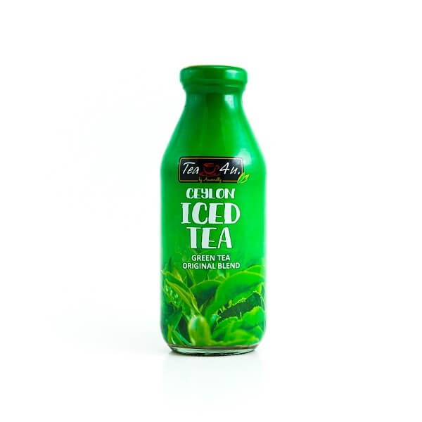 Tea 4U Iced Tea Original Green 350Ml - TEA 4U - Tea - in Sri Lanka