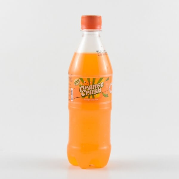 Elephant House Carbonated Soft Drink Orange Crush 500ml - ELEPHANT HOUSE - Soft Drinks - in Sri Lanka