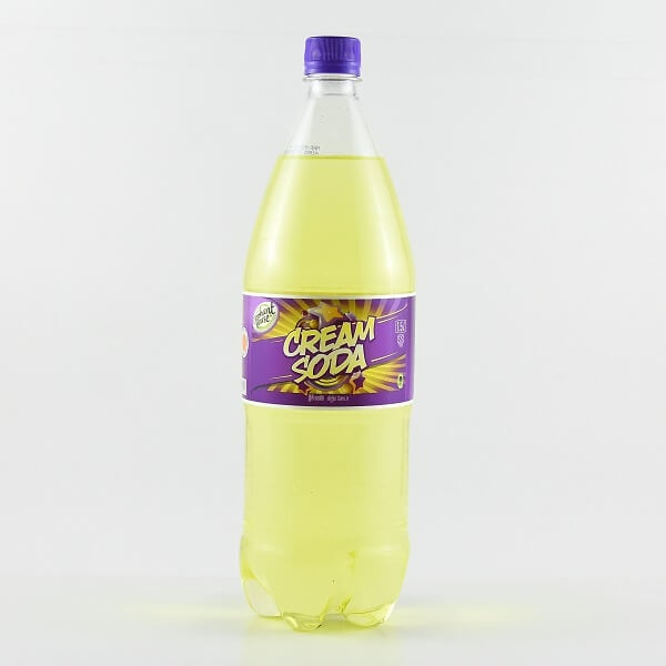 Elephant House Carbonated Soft Drink Cream Soda 1.5l - ELEPHANT HOUSE - Soft Drinks - in Sri Lanka
