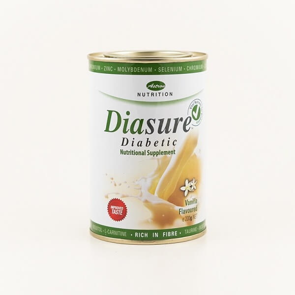 Diasure Milk Powder Diabetic 200G - in Sri Lanka