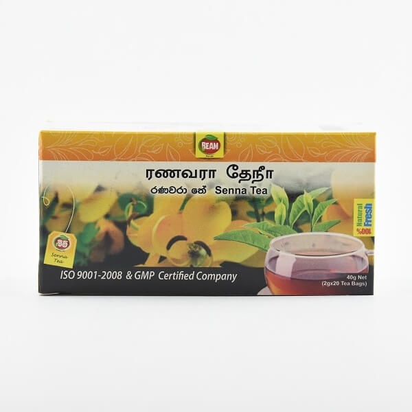 Beam Tea Bag Ranawara 40G - BEAM - Tea - in Sri Lanka