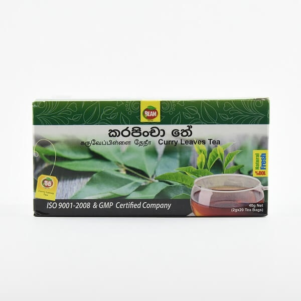 Beam Tea Bag Karapincha 40G - BEAM - Tea - in Sri Lanka