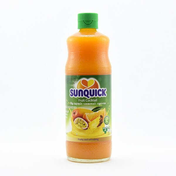 Sunquick Fruit Cocktail 840Ml - in Sri Lanka