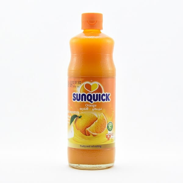 Sunquick Orange 840ml - SUNQUICK - Fruit Drinks - in Sri Lanka