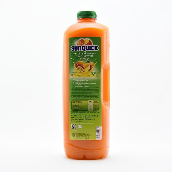 Sunquick Fruit Cocktail Catering 2Lt - in Sri Lanka