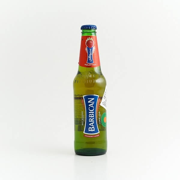 Barbican Non Alchoholic Beer Strawberry 300ml - in Sri Lanka