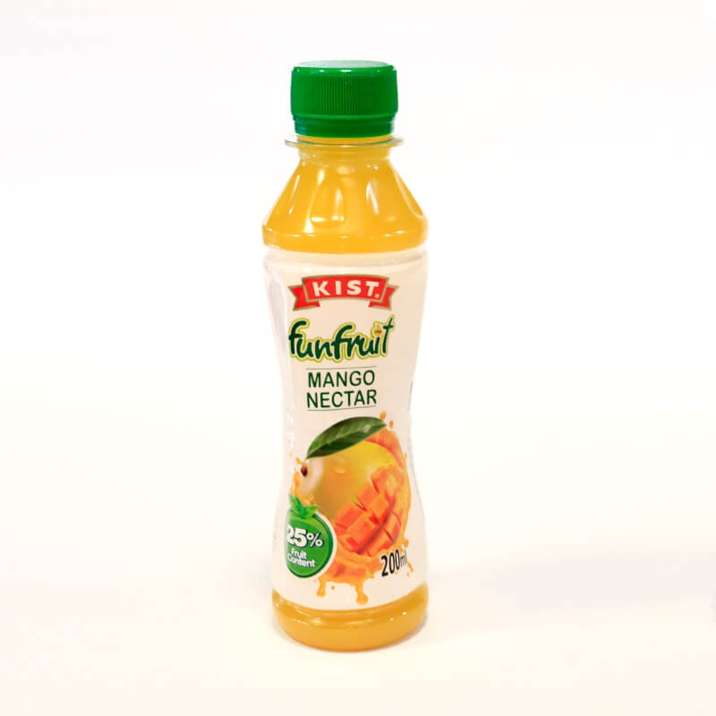Kist Mango Dry Nectar Bottle 200Ml - in Sri Lanka