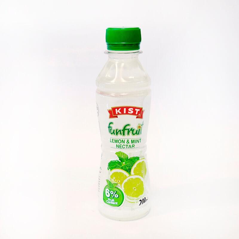 Kist Lemon & Mint Nectar 200Ml - in Sri Lanka