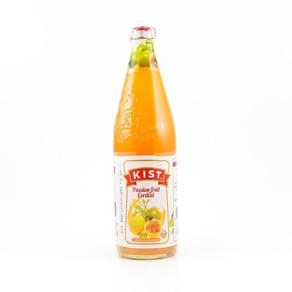 Kist Passion Fruit Cordial 750Ml - KIST - Fruit Drinks - in Sri Lanka