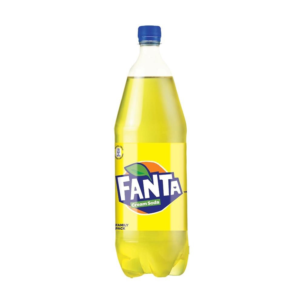 Fanta Cream Soda Pet 1.5L - in Sri Lanka