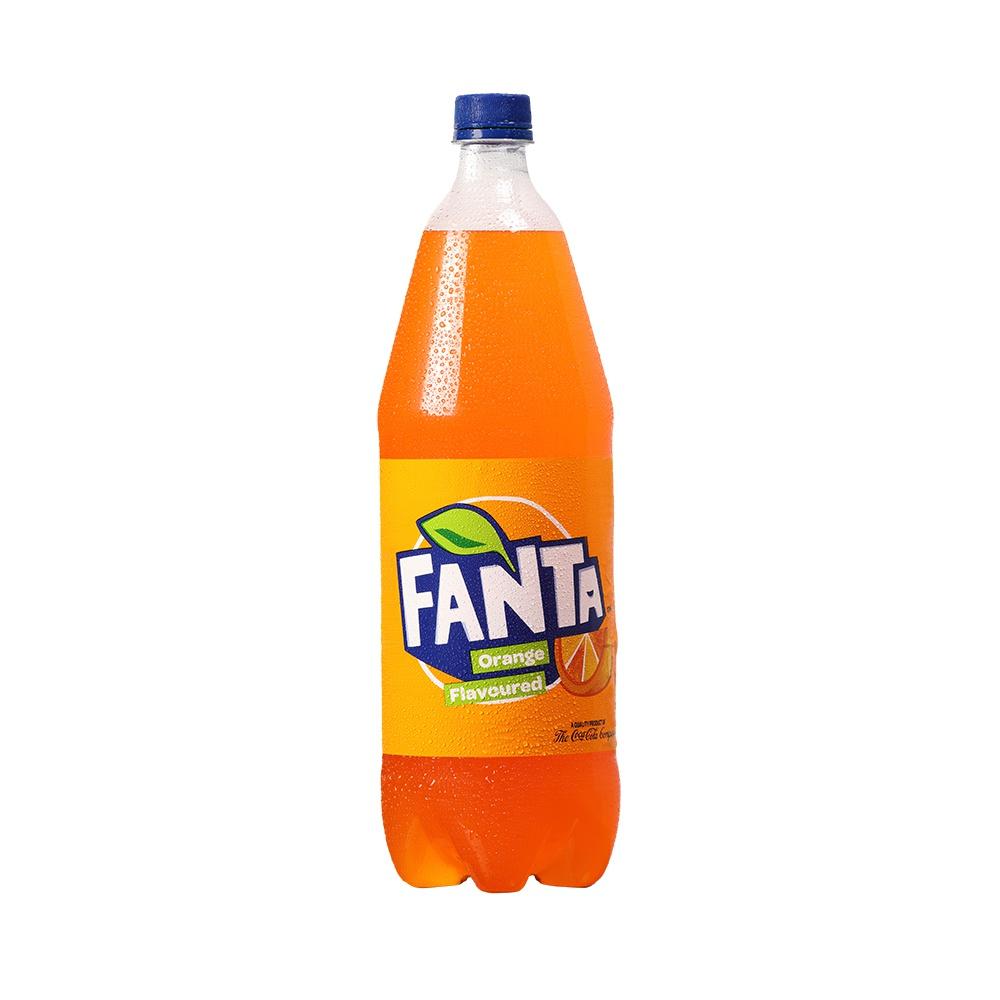 Fanta Orange Pet 1.5L - in Sri Lanka