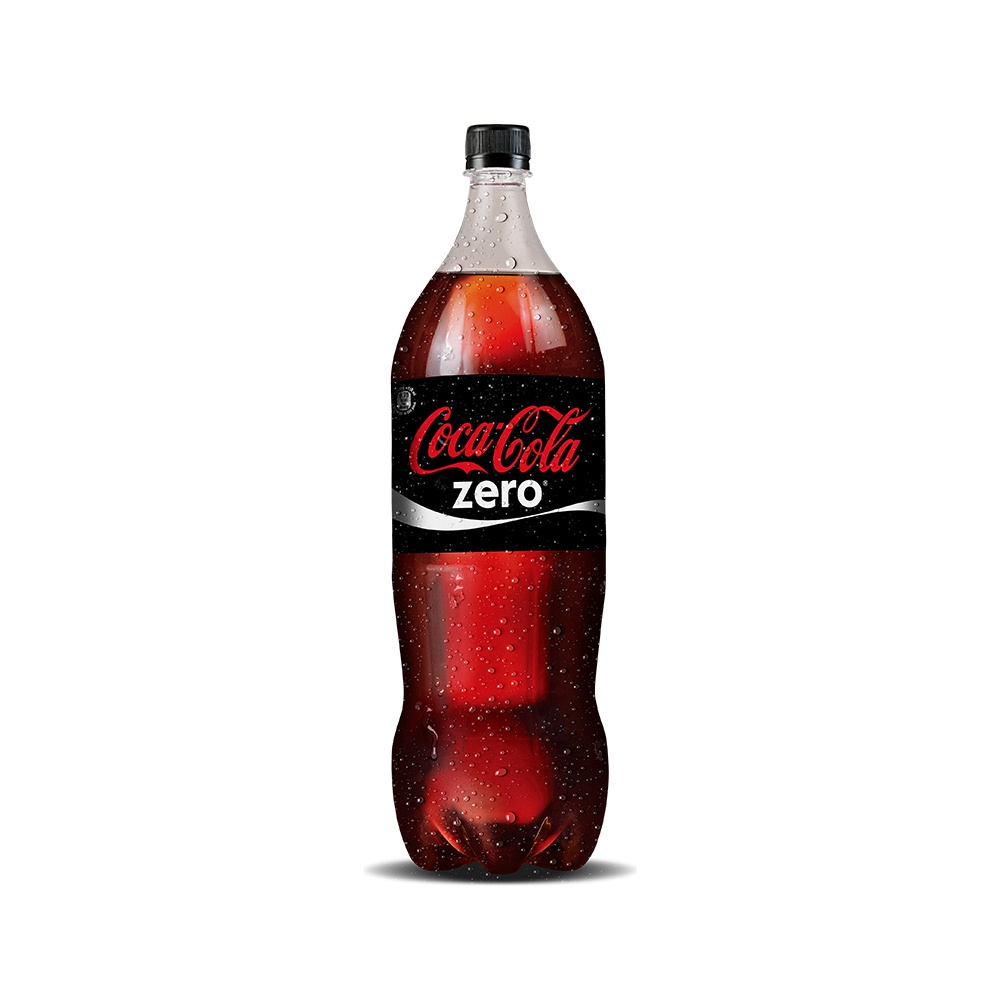 Coca-Cola Zero Pet 2L - in Sri Lanka