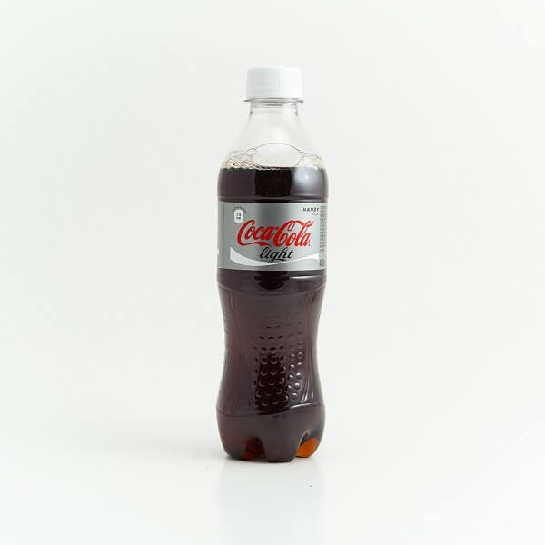 Coca-Cola Light Pet 400Ml - COCA COLA - Soft Drinks - in Sri Lanka