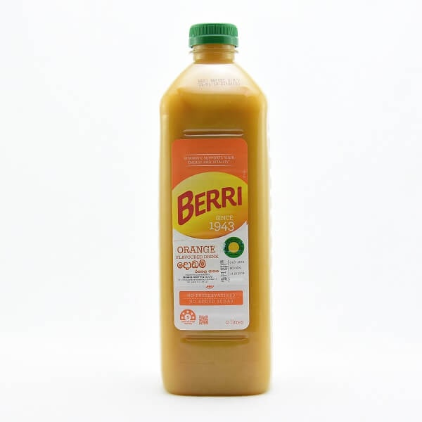 Berri Juice Orange 2L - in Sri Lanka