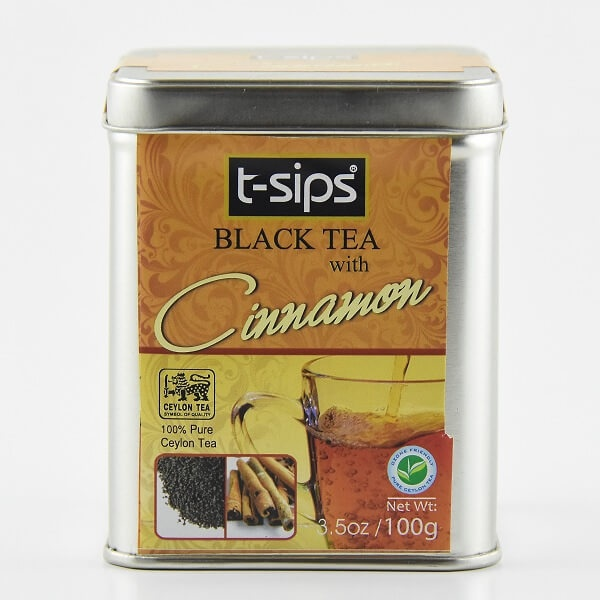 T-Sips Tea Green Gunpowder 100G - in Sri Lanka