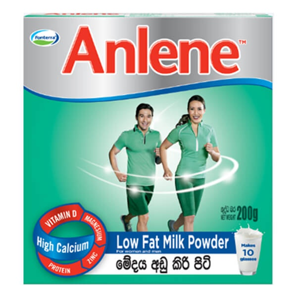 Anlene Milk Powder Bib 200G - ANLENE - Milk Foods - in Sri Lanka