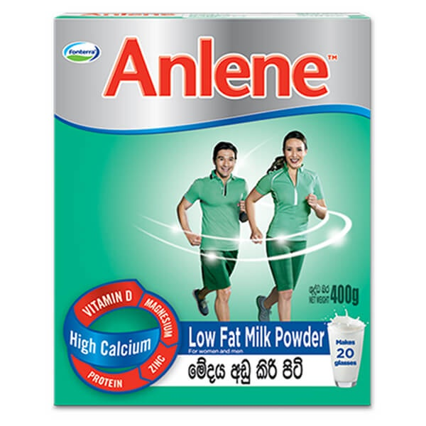 Anlene Milk Powder Bib 400G - in Sri Lanka