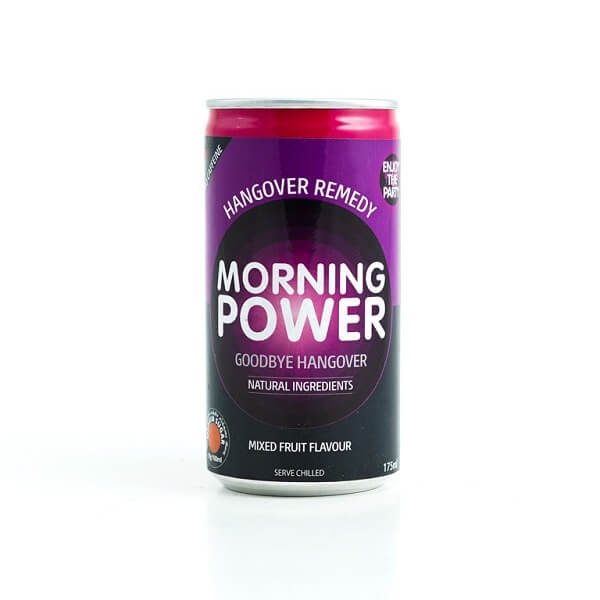 Morning Power Hangover Remedy Drink 175ml - in Sri Lanka