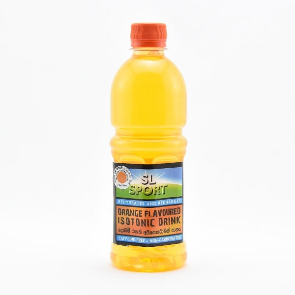Sl Sport Isotonic Drink Orange 500Ml - SL SPORT - Sport & Energy Drinks - in Sri Lanka