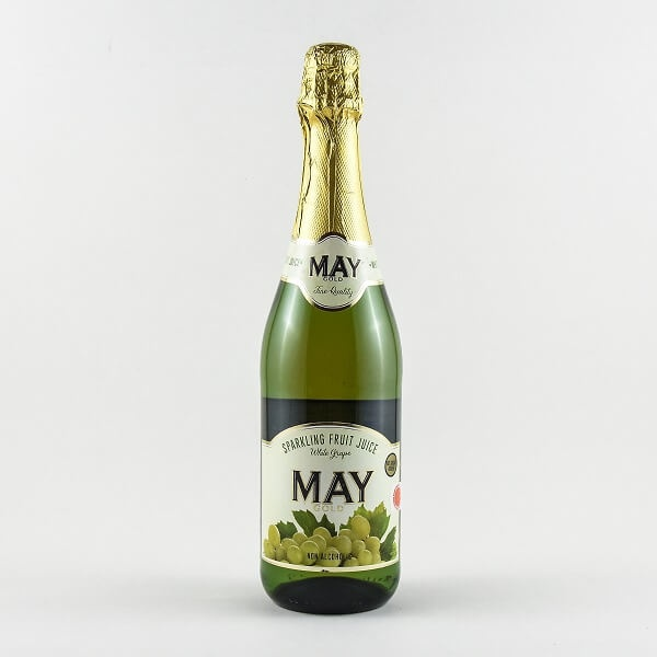 May Sparkling White Grape 750Ml - in Sri Lanka