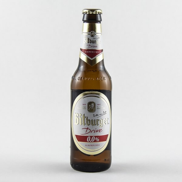 Bitburger Non Alchoholic Beer Bottle 330ml - BITBURGER - Non Alcoholic Beer & Wine - in Sri Lanka