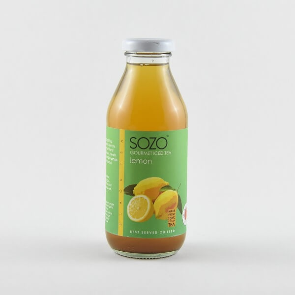 Sozo Iced Tea Lemon 370Ml - in Sri Lanka