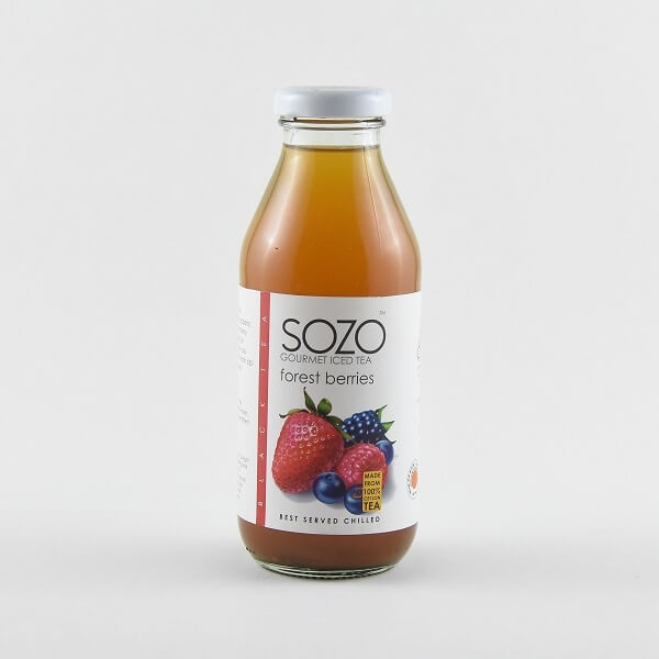 Sozo Iced Tea Forest Berries 370Ml - in Sri Lanka