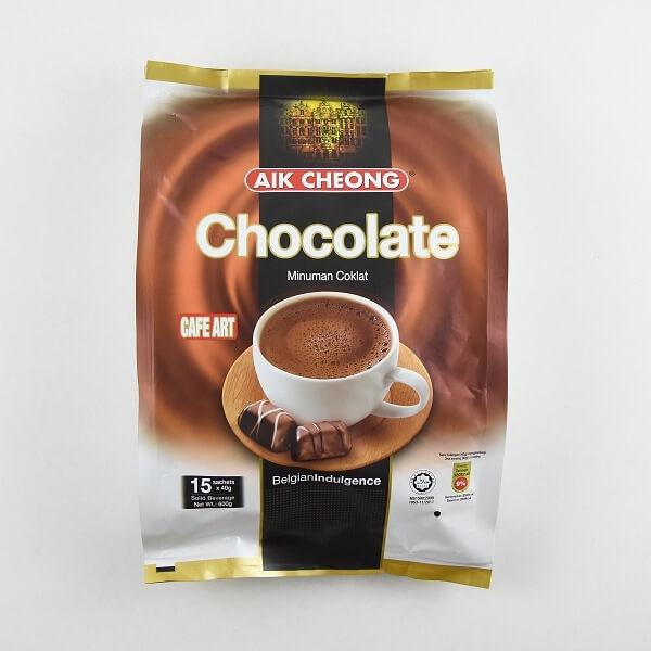 Aik Cheong Coffee Chocolate 600G - AIK CHEONG - Coffee - in Sri Lanka
