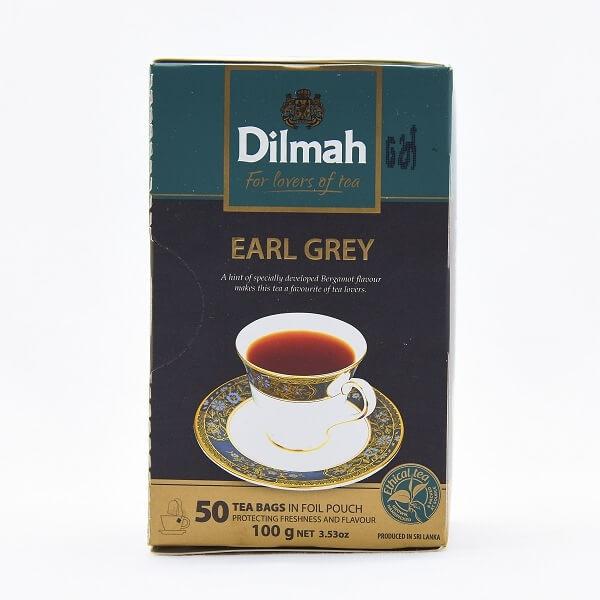 Dilmah Tea Ceylon Earl Grey 50s 100g - in Sri Lanka