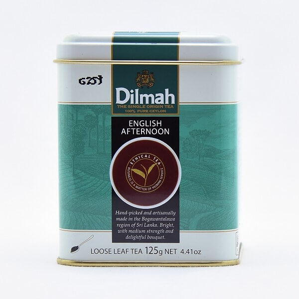 Dilmah Tea English Afternoon 125G - in Sri Lanka