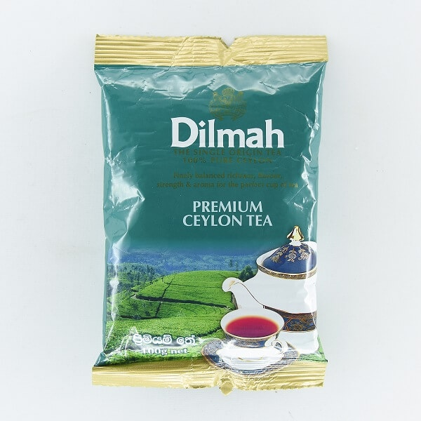 Dilmah Tea Leaf Premium 100G - DILMAH - Tea - in Sri Lanka