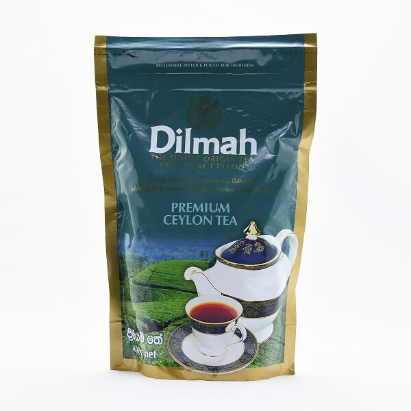 Dilmah Tea Leaf Premium 400G - in Sri Lanka