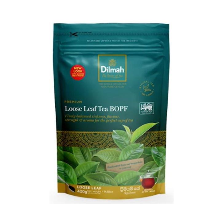 Dilmah Tea Leaf Premium 400G - in Sri Lanka