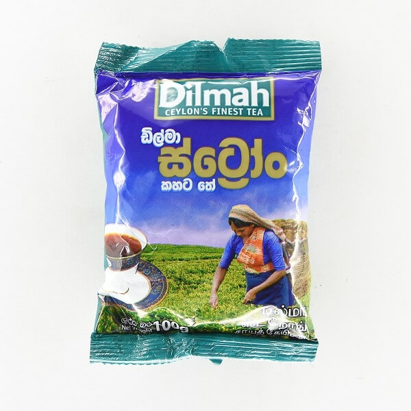 Dilmah Tea Strong 100G - in Sri Lanka