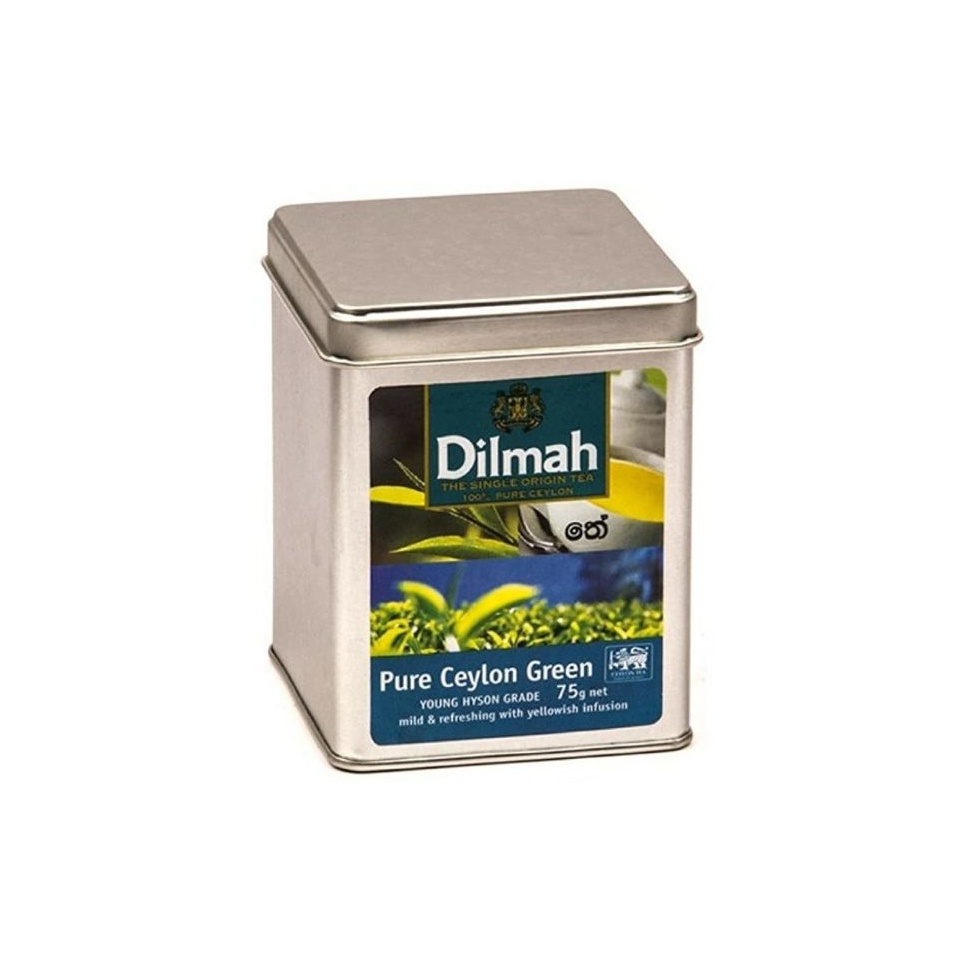 Dilmah Tea Pure Ceylon Green 75G - DILMAH - Tea - in Sri Lanka