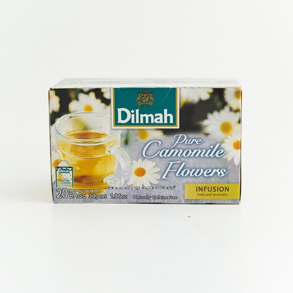 Dilmah Tea Infusion Camomile 20S 30G - DILMAH - Tea - in Sri Lanka