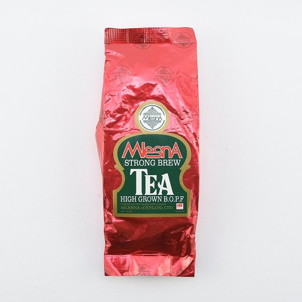 Mlesna Tea Laminate Bag 100G - in Sri Lanka