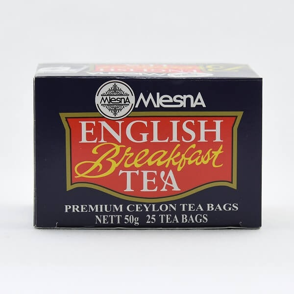Mlesna Tea English Breakfast Bag 50g - in Sri Lanka