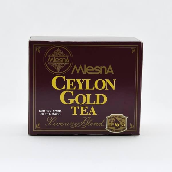 Mlesna Tea Ceylon Gold Bga 100G - in Sri Lanka