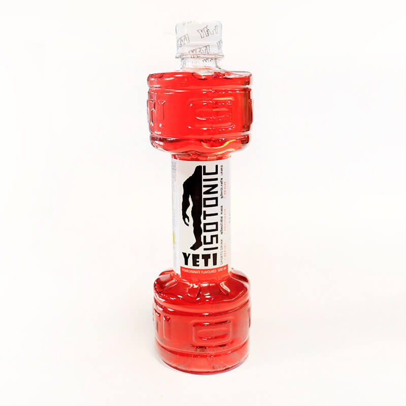 Yeti Energy Drink Iso Pomegranate 500ml - in Sri Lanka