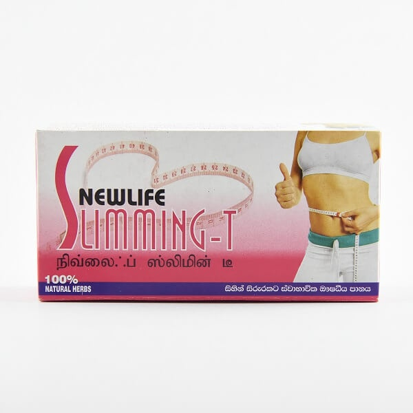 Newlife Tea Slimming 50G - in Sri Lanka