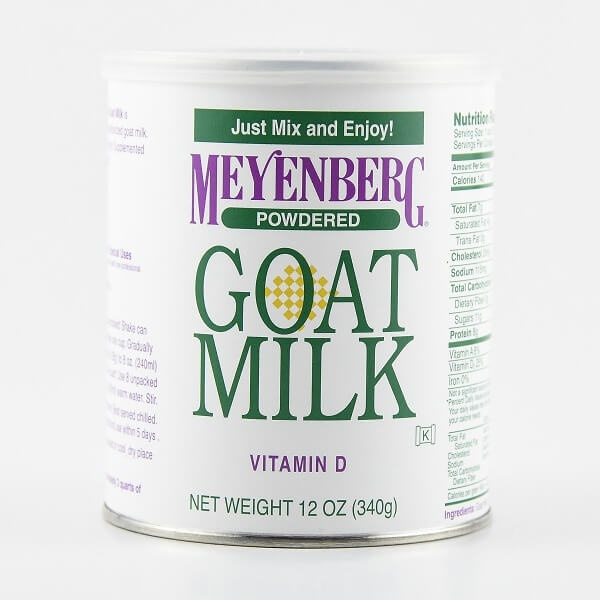 Meyemberg Goat Milk Full Cream 340G - in Sri Lanka