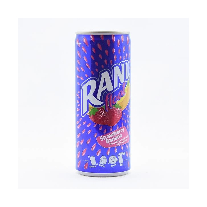 Rani Juice Strawberry & Banana 240ml - in Sri Lanka