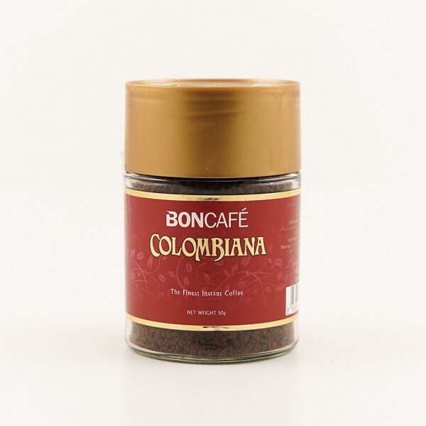 Boncafe Coffee Colombiana Instant 50g - in Sri Lanka