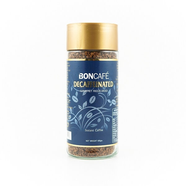 Boncafe Coffee Decaffeinated Instant 100g - in Sri Lanka