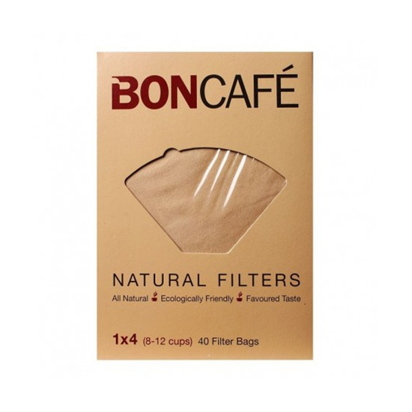 Boncafe Filter Bag Bleached 40S 65G - BONCAFE - Coffee - in Sri Lanka