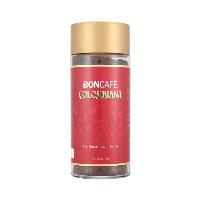 Boncafe Coffee Colombiana Instant 100g - in Sri Lanka