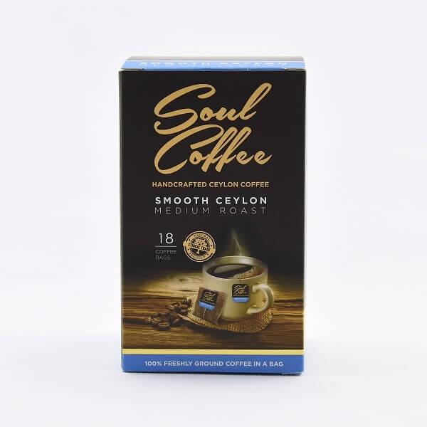 Soul Coffee Smooth Ceylon Coffee Medium Roasted 100g - in Sri Lanka