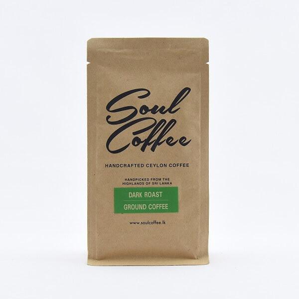 Soul Coffee Indulgence Dark Roasted 100g - in Sri Lanka